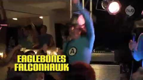 The Aquabats! Super Show!Main Theme (Clip) - The Hub