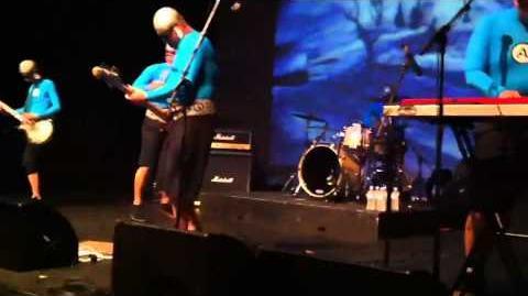 The Aquabats LIVE- In my Dreams!