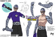 Cs robot arm