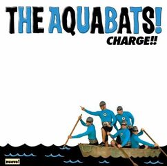 The Aquabats-Charge Cover