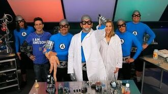 """Doing Science!"" - The Aquabats! Music Video"