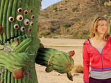 Cactus Monster