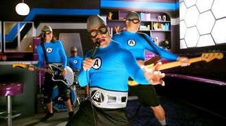 """It's Showtime!"" - The Aquabats! Music Video - from the Showtime! episode starring Weird Al Yankovic"