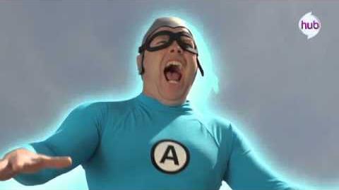 """The Aquabats! Super Show! """"ShowTime!"""" (Promo) - The Hub"""