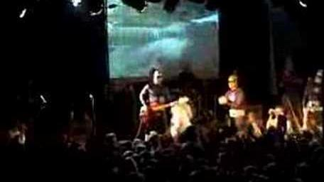 "The Aquabats - ""Martian Girl"" Goldenvoice Time Bomb"