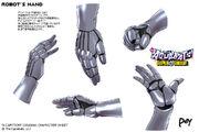 Cs robot hand