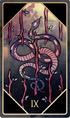 Tarot 9 wands