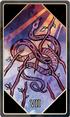 Tarot 7 wands