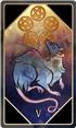 Tarot 5 pentacles