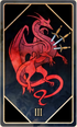 Tarot 3 swords