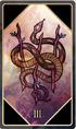 Tarot 3 wands