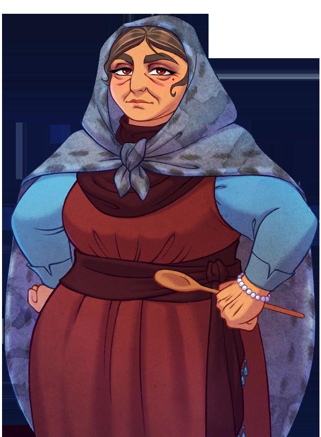 Mazelinka | The Arcana (game) Wiki | FANDOM powered by Wikia