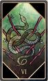 Tarot 6 wands