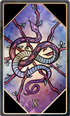 Tarot 10 wands