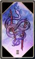 Tarot 2 wands