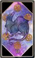 Tarot 6 pentacles