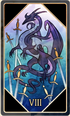 Tarot 8 swords