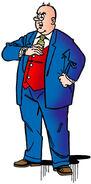 Mr Weatherbee