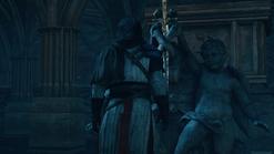 El templario guarda la Espada