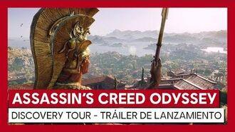 Assassin's Creed Odyssey Discovery Tour - Tráiler de Lanzamiento
