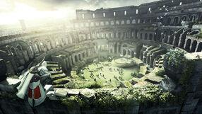 Assassins-Creed-La-Hermandad-Coliseo