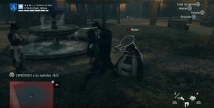 Arno enfrentándose al Chevalier