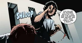Elijah mata a Richmond