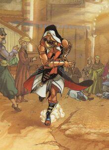 Asesinos Egipcios (1250)