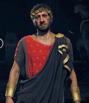 Pausanias de Esparta