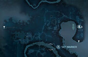 Hac Daven Mapa