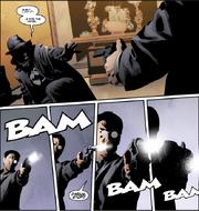 Darius Gift mata al Cruz Negra