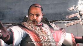 Rodrigo y el cetro papal