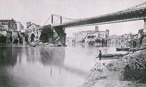 Ponte Rotto 1875