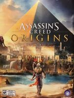 Assassin's Creed Origins Caratula