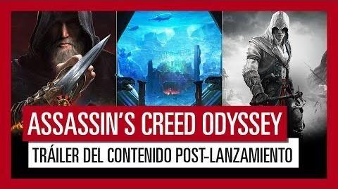 Assassin's Creed Odyssey Tráiler del Contenido post-lanzamiento y del Season Pass-0