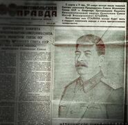 Stalin ha muerto