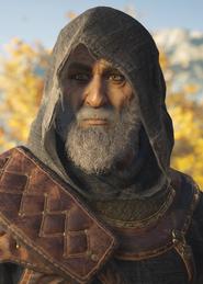 Darío anciano