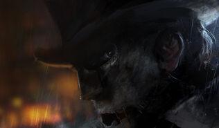 ACS Jack the Ripper Mask - Concept Art