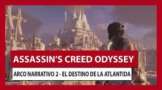 ASSASSIN'S CREED ODYSSEY ARCO NARRATIVO 2 - EL DESTINO DE LA ATLANTIDA