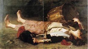 Muerte de Bara por Vauthier