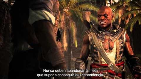 Grito de Libertad (DLC) Tráiler de Lanzamiento Assassin's Creed 4 Black Flag ES