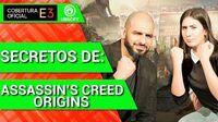 Assassin's Creed Origins - Sobre el protagonista, las mecánicas de juego y Egipto