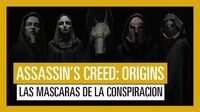 Assassin's Creed Origins Las Máscaras de la Conspiración