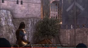 El saludo del barón
