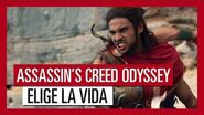 "Assassin's Creed Odyssey ""Elige la Vida"" Live Action Trailer (Completo)"
