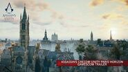 Assassin's Creed Unity Paris Horizon GamesCom Trailer ES
