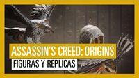 Assassin's Creed Origins - Tráiler de lanzamiento de figuras y réplicas