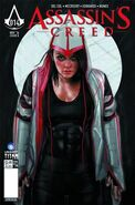 AC Titan Comics 14 Cover B