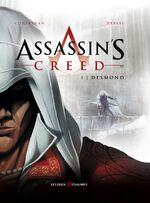 Assassin'sCreedIDesmondCover