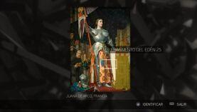 Juana de Arco y la Espada del Edén